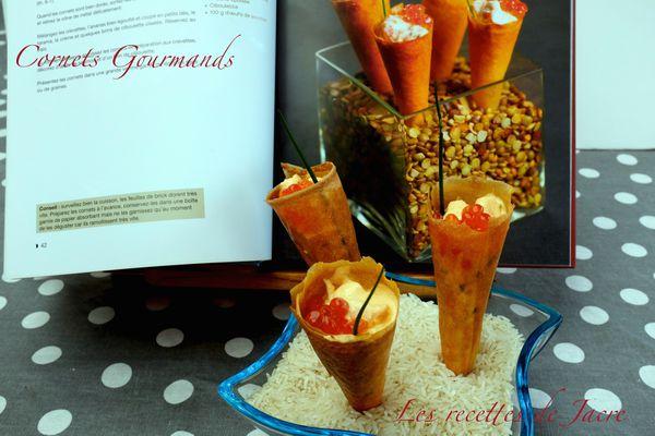 Cornets Gourmands