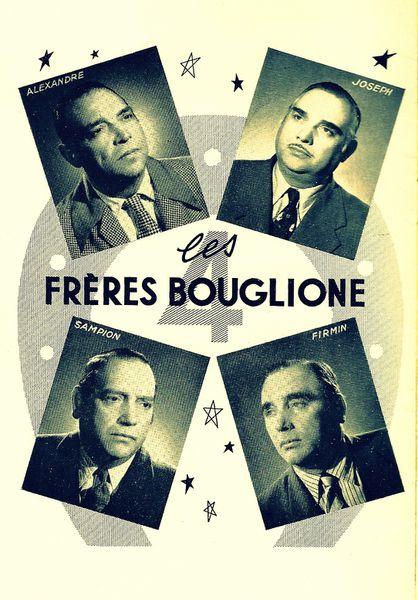 Les 4 Frères Bouglione, les rois du Cirque