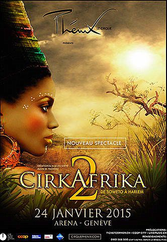 Cirkafrika2, un bon spectacle de music-hall de culture africaine