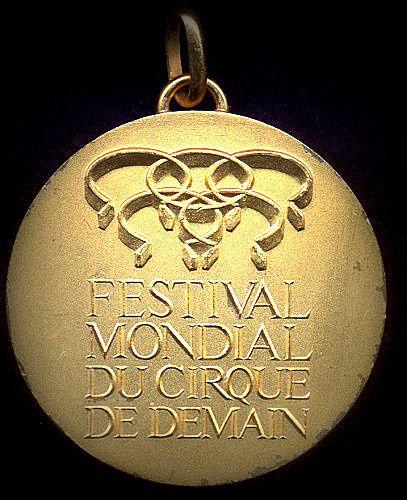 Palmarès du 36ème Festival du Cirque de Demain