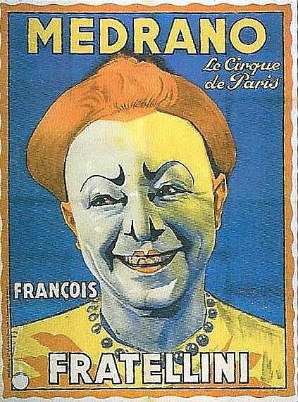 Il y a cent ans, &quot&#x3B;Les Fratellini&quot&#x3B; à Medrano