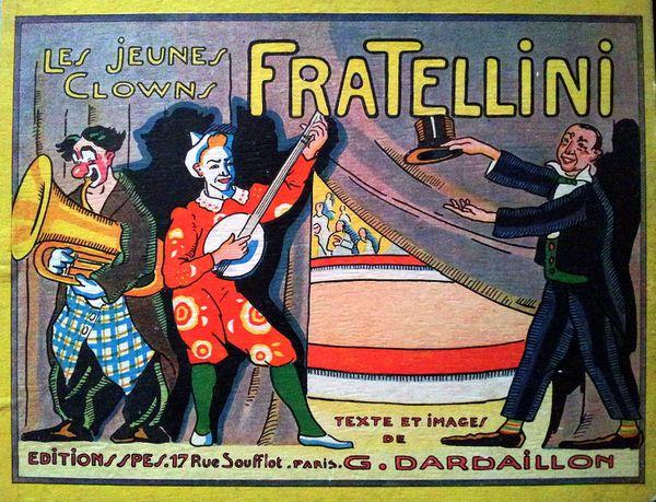 Les 3 Fratellini, les stars de l'entre-deux-guerres