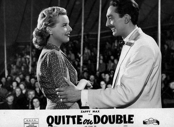 Quitte ou double, de Robert Vernay (1953)