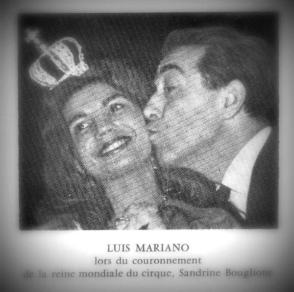 Sandrine Bouglione (1936-2012) Reine de tous les Cirques du Monde