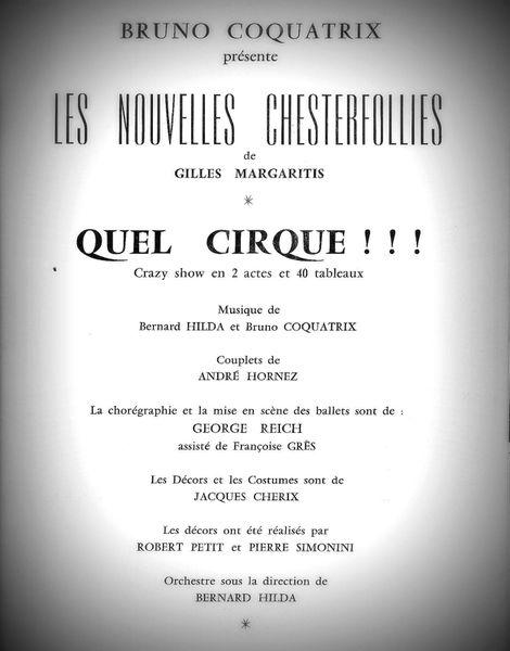 Gilles Margaritis  (1912-1965)