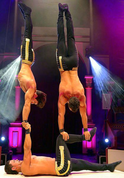 Rire, le spectacle 2015 du cirque d'hiver de Paris
