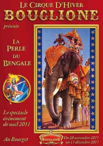 La perle du Bengale