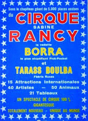 Tarass Boulba chez Rancy