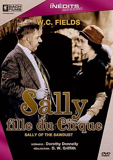 Sally fille de cirque de D.W. Griffith (1925)