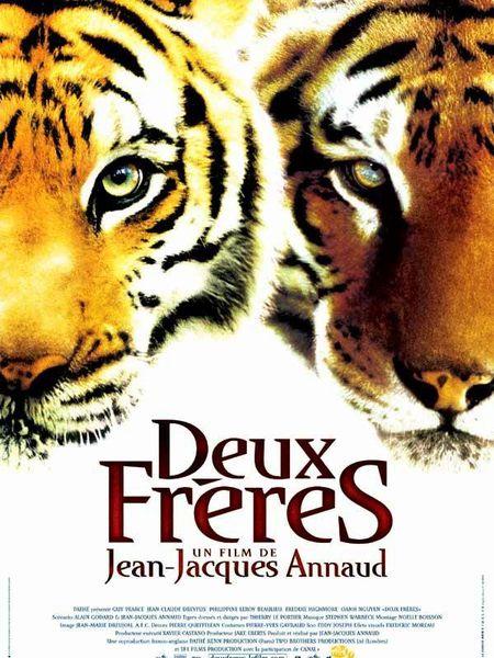 2 frères, de Jean-Jacques Annaud, (2004)