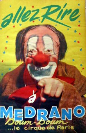 Le clown et l'auguste