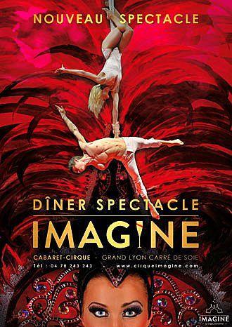 Imagine, le cirque-cabaret lyonnais des frères Massot