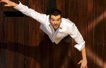 Mathurin Bolze, cirque ou danse ?