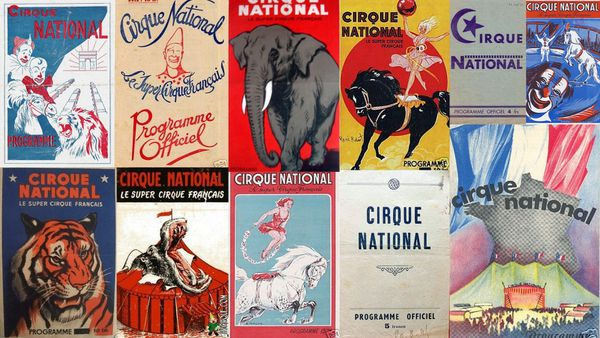 Le cirque National pour la fête nationale