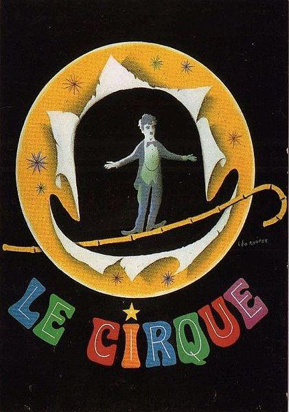 Léo Kouper, l'affichiste de Charlot