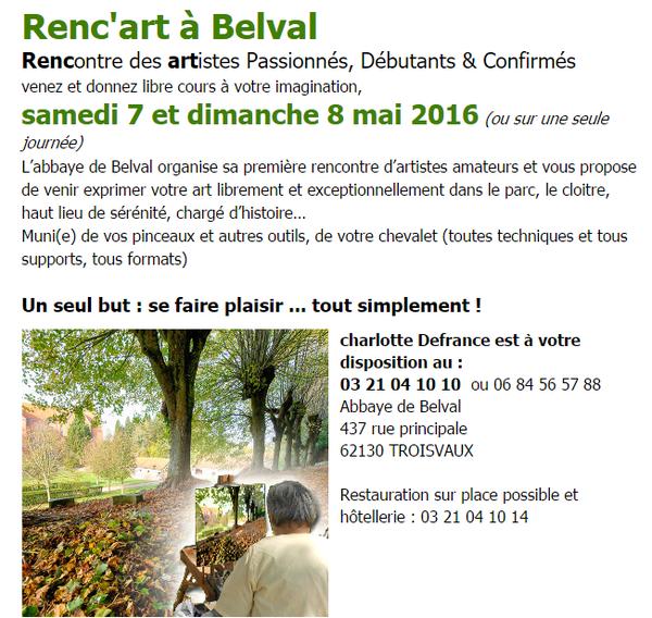 Abbaye de Belval