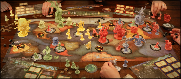 Cthulhu Wars, version française