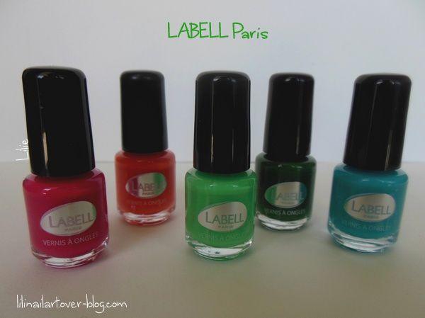 Vernis Labell Paris - Brazilian Mambo
