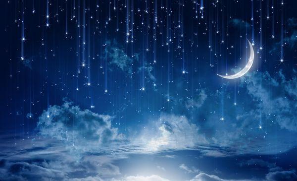 Sous une pluie d'étoiles...