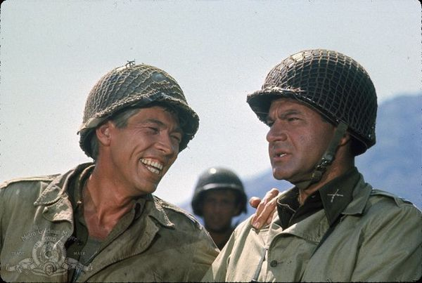 What did you do in the war daddy? (Blake Edwards, 1966)