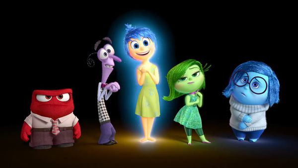 Inside out (Pete Docter, 2015)