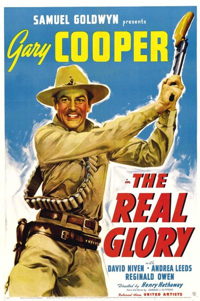 The real glory (Henry Hathaway, 1939)