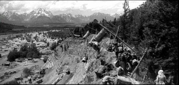 The big trail (Raoul Walsh, 1930)