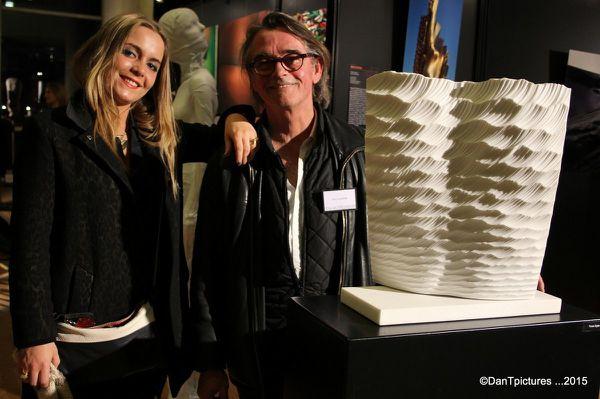 Joinville-le-Pont : Le sculpteur Benoît Luyckx invité d'honneur de Joinville Art Expo 2016 (J A E).