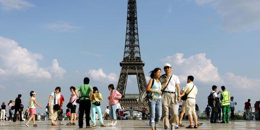 Profils des touristes étrangers en visite en France