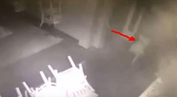 VIDEO DE SPECTRE DE PETITE FILLE