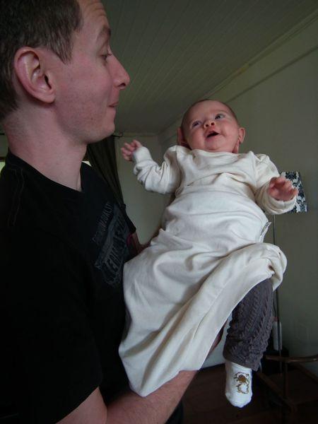 Madonie le 11 juin, jour de ses 2 mois