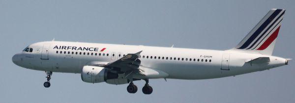 Trafic Air France - KLM en hausse en avril 2014