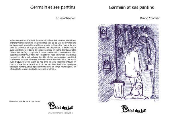 Présentation de la nouvelle pièce de théâtre de Bruno Charrier &quot&#x3B;Germain et ses pantins&quot&#x3B;