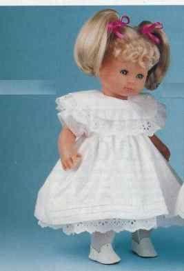 La poupée Cécile de Modes et Travaux