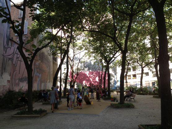 Le marché immobilier à La Chapelle en progression début 2014