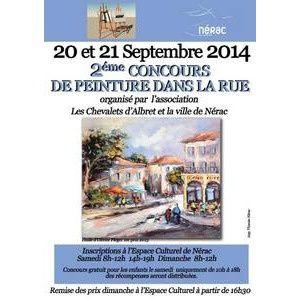 Concours de peinture (Lot et Garonne-47)