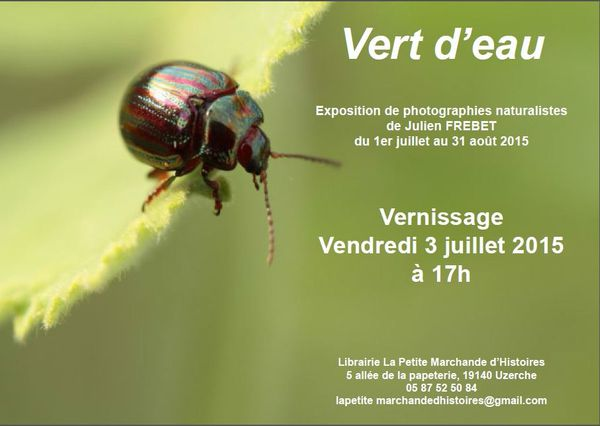 Exposition de photos naturalistes
