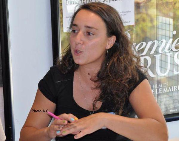 Noémie Dumas, directrice du Six N'étoiles