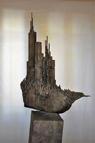 """Le Bateau Monde"" de Patrice Garcia"