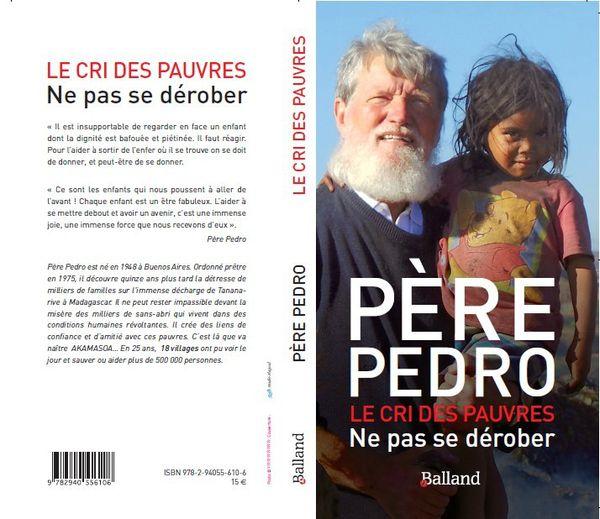 &quot&#x3B;Le cri des pauvres, Ne pas se dérober&quot&#x3B; : le cri du coeur du père Pedro
