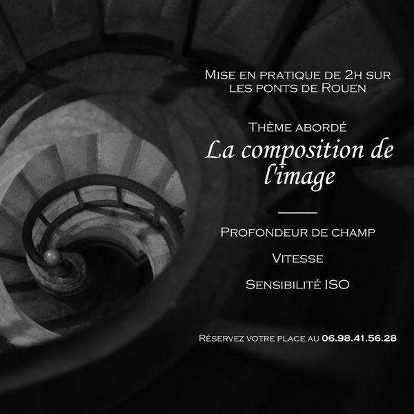 mes cours de photo à Rouen par Hizy studio.