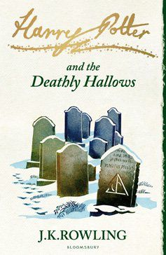 Harry Potter and the deathly hallows, JK Rowling