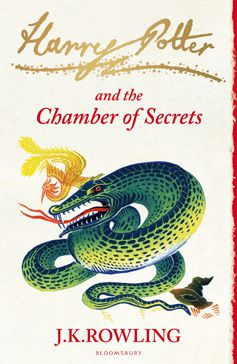 Harry Potter and the Chamber of Secrets, JK Rowling