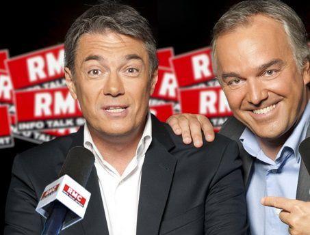 Déjà sur la photo officielle des GG, Alain Marschall et Olivier Truchot.ne semblent pas très frais....