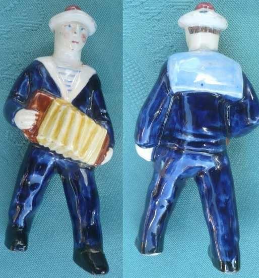 Marin accordéoniste