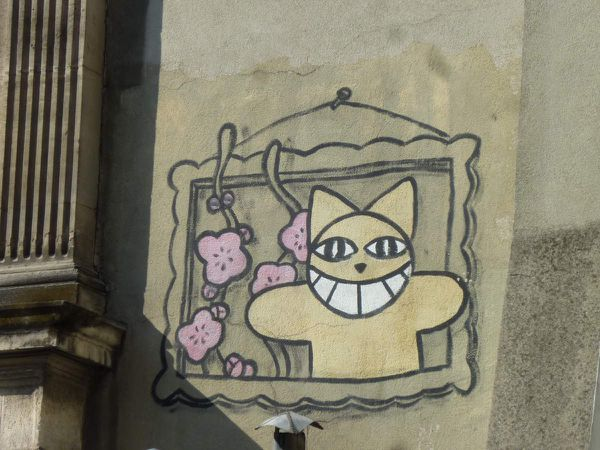 Monsieur Chat - Paris 6
