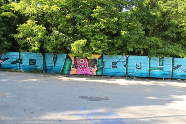 Collectif ZDV Boys - Fort d'Aubervilliers