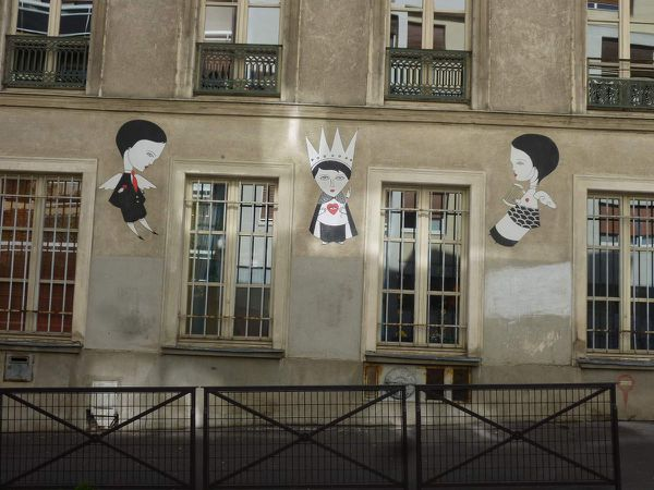 Fred Le Chevalier - Paris 20e