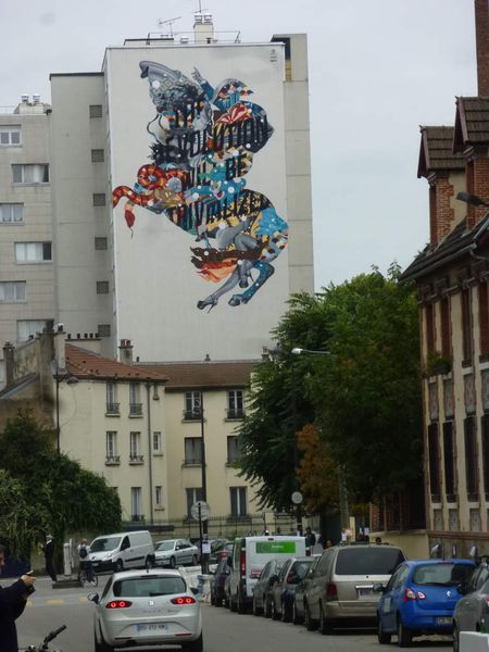 Tristan Easton - Paris 13e