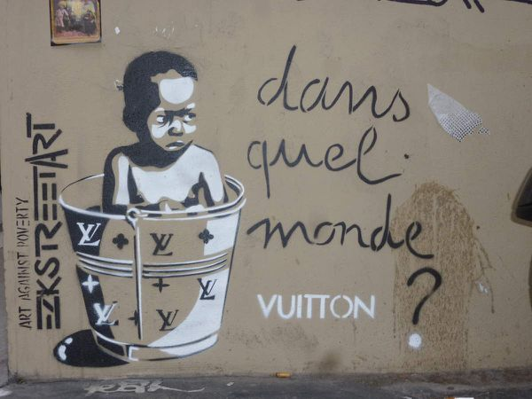 EZK Art Against Poverty - Paris 6e